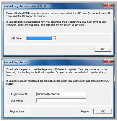 USB Dongle License
